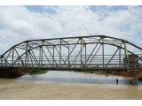 50m Span Steel Bridge Construction Project Image 4
